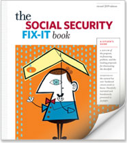 The Social Security Fix-it Book