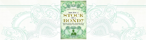 Are you a STOCK or a BOND? Book Cover.