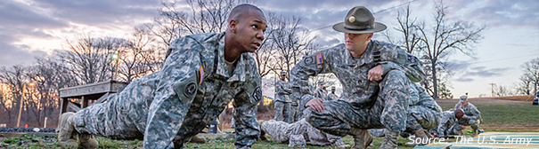 Photo of us army