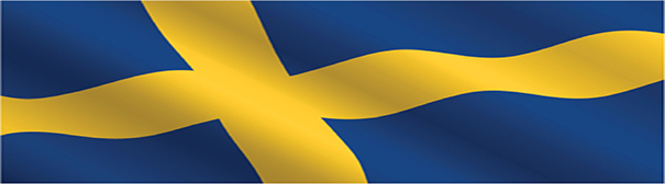 Photo: Swedish flag