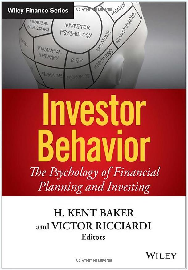 Investor Behavior Book Cover