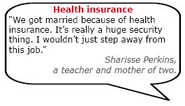 Quote about health insurance