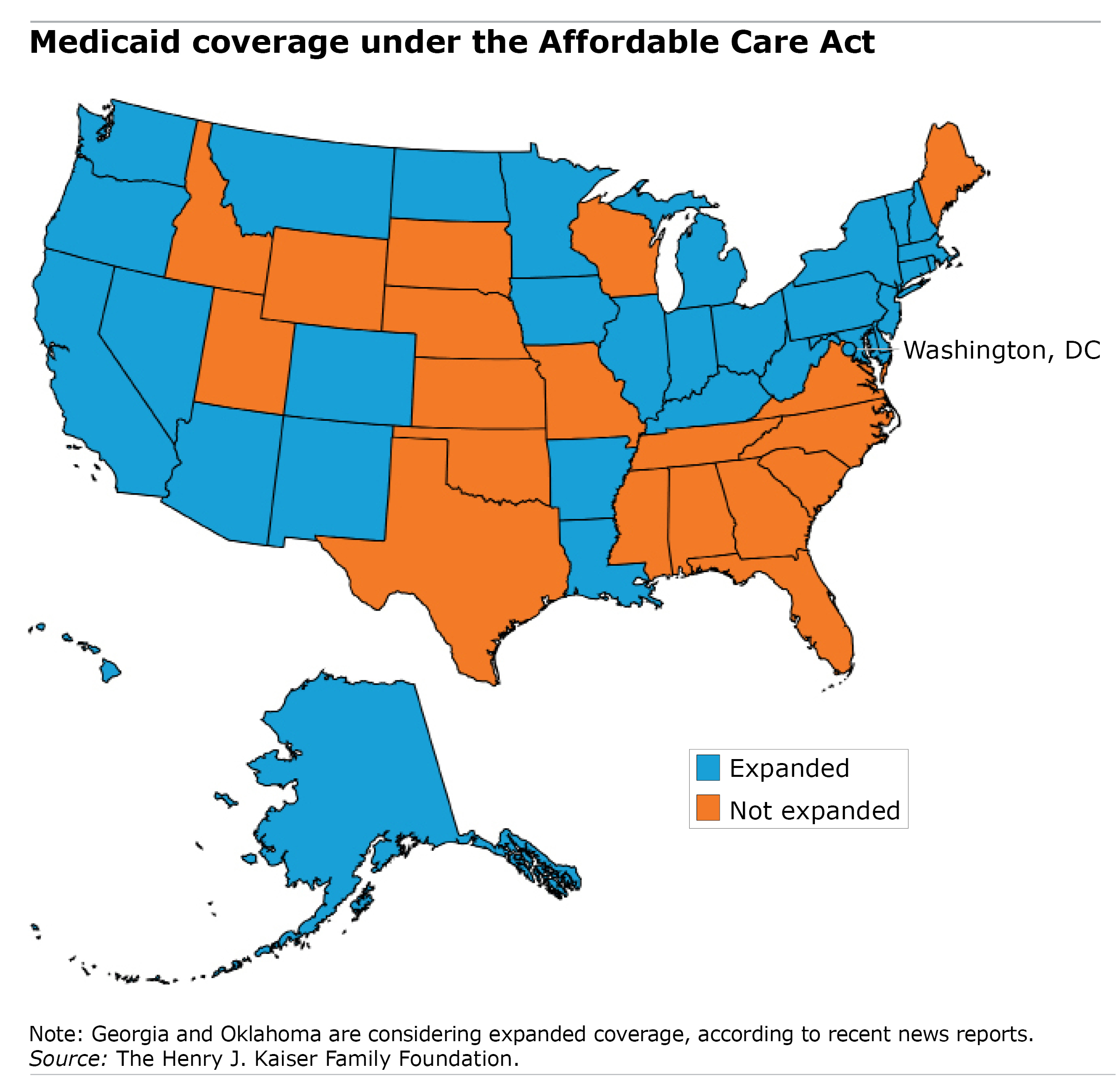 medicaid expension in affordable care act Womens health issues 2018 mar - apr28(2):122-129 doi: 101016/jwhi 201711005 epub 2017 dec 20 impacts of the affordable care act's medicaid expansion on women of reproductive age: differences by parental status and state policies johnston em(1), strahan ae(2), joski p(2), dunlop al(3), adams ek(2.
