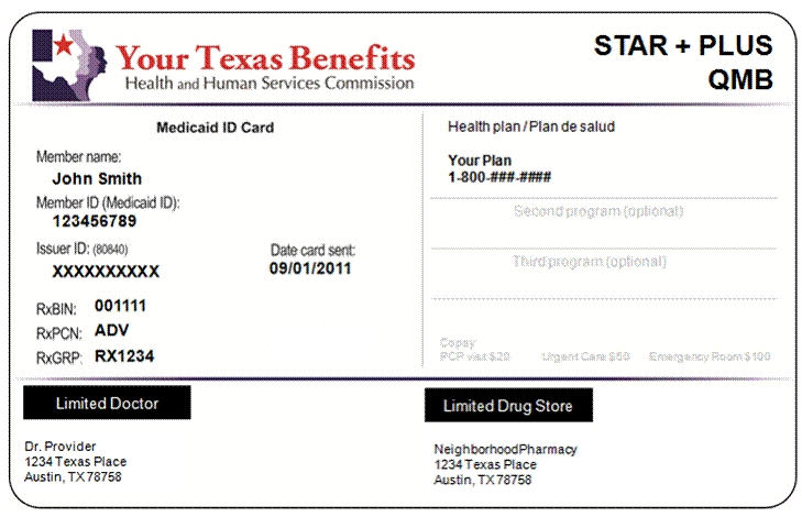 texas-medicaid-Card
