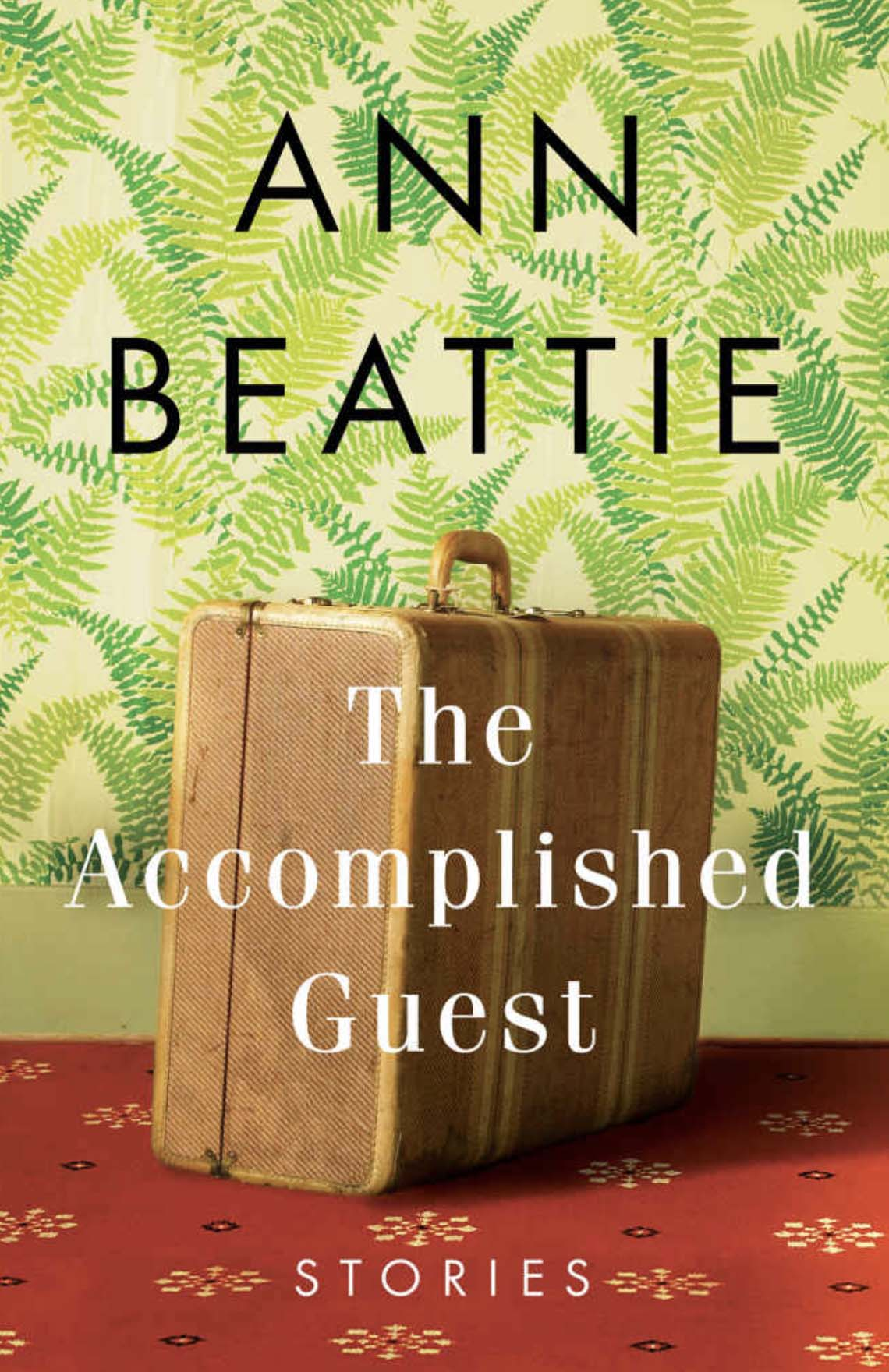 The Accomplished Guest cover