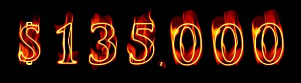 Flaming numbers