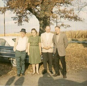Blog author's relatives in 1966