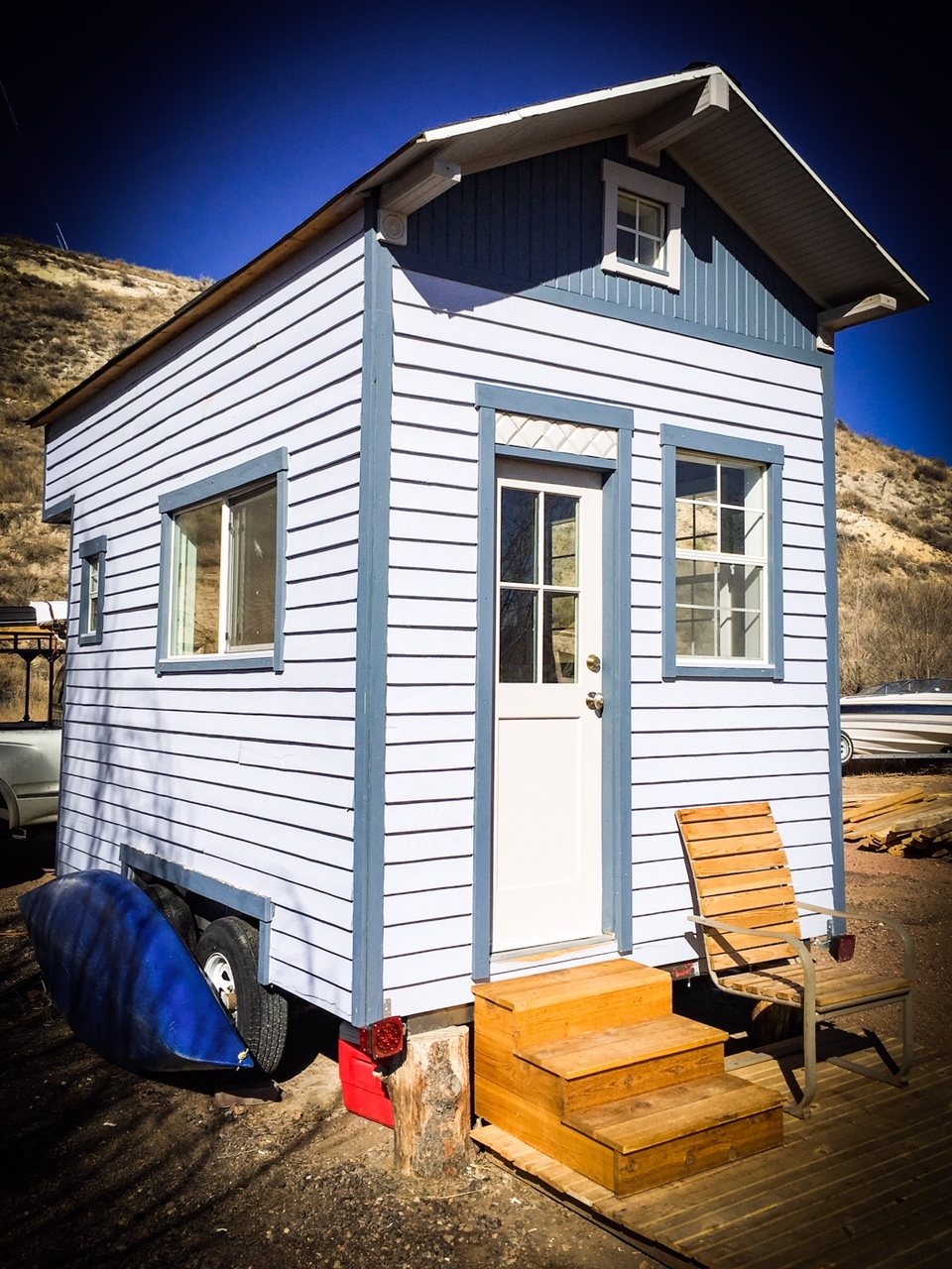 Tiny House Fixes Millennial's Money Woes | Squared Away Blog