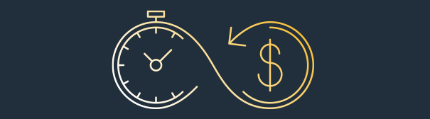 Abstract financial concept illustration
