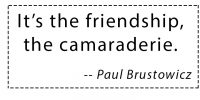 Paul Brustowicz quote