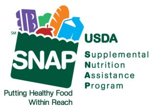 SNAP program logo