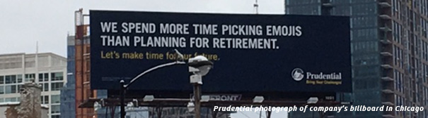 Prudential billboard