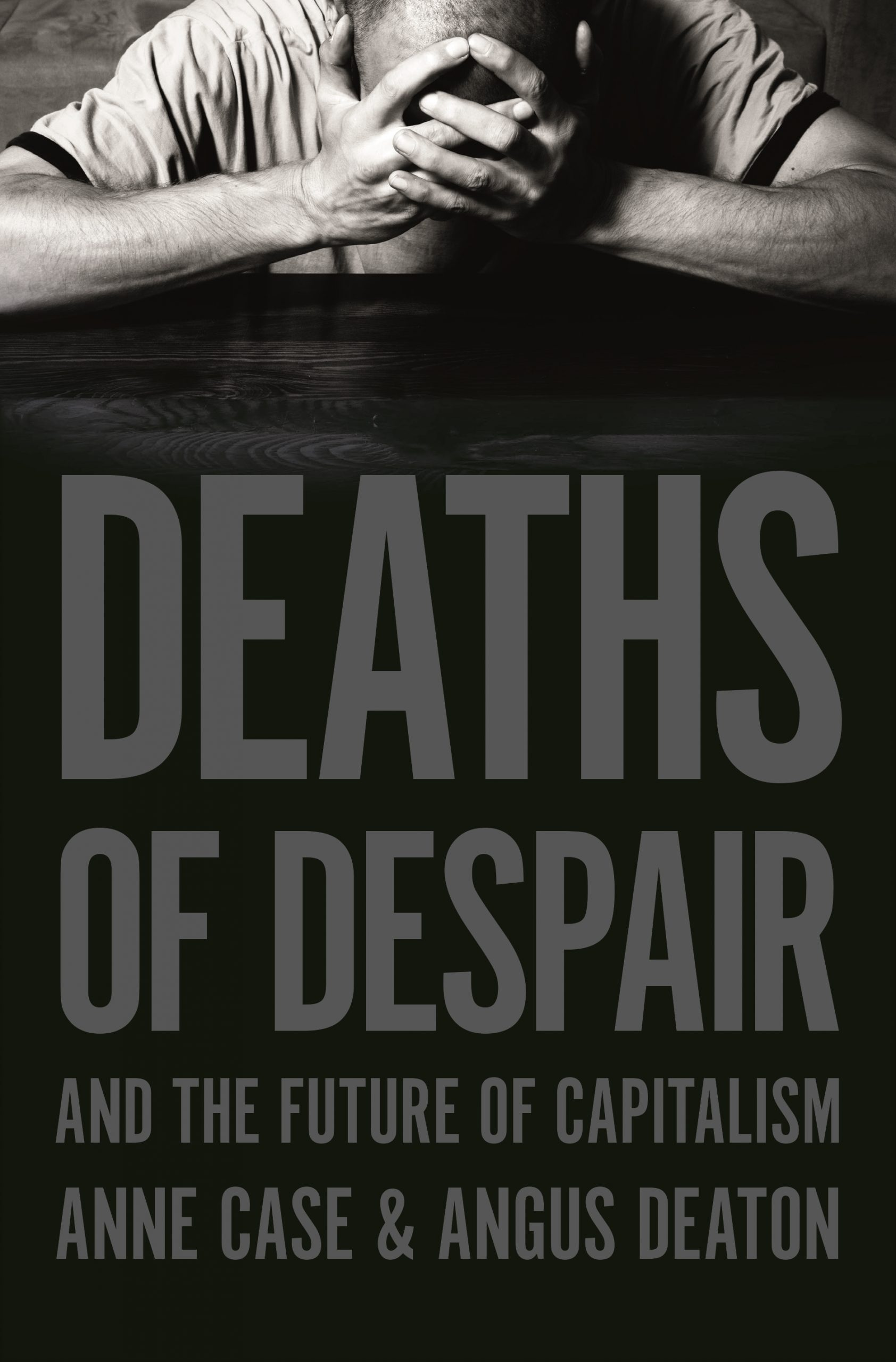 Book Cover of Deaths of Despair